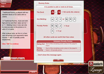 32Red Rummy Tutorial Area