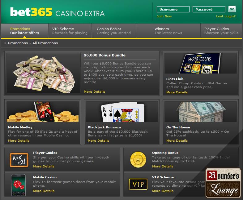 Days casino
