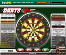 bet365 Games Darts