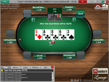 bet365 Poker Texas Hold em Tournament