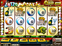 Betfair Casino Lotto Madness