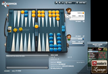 Betfair Games Backgammon
