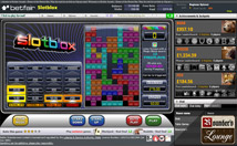 Betfair Games Slotblox