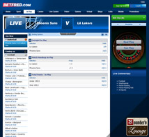 Betfred Sportsbook Live Betting