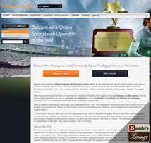 Betsson Sportsbook Operator of the Year