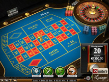 Casino Euro French Roulette