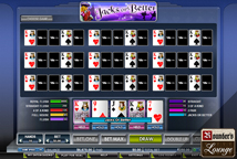 InterCasino Video Poker