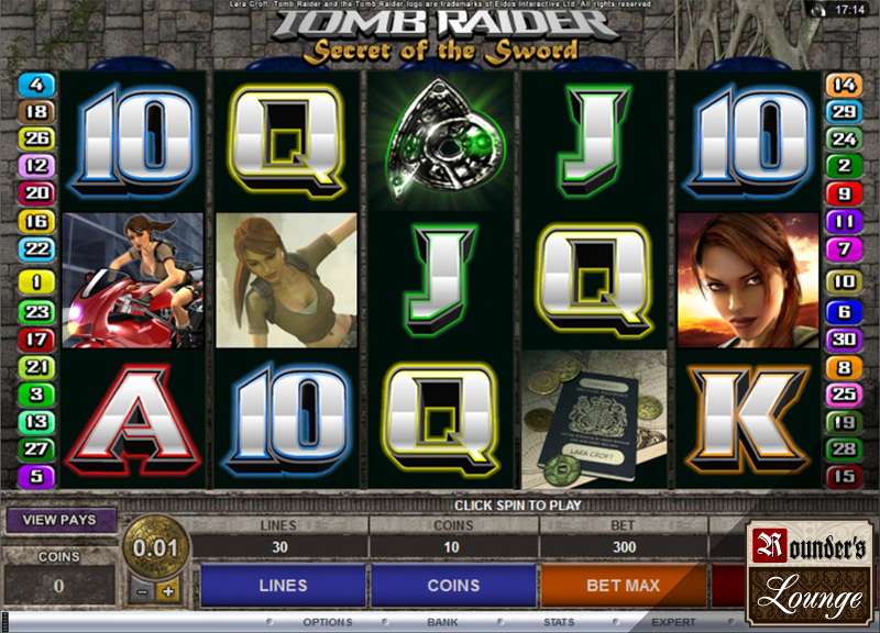 tomb raider slot machine free download