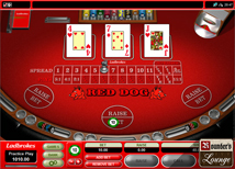 Ladbrokes Casino Red Dog