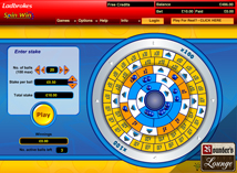 Ladbrokes Games Spin Win