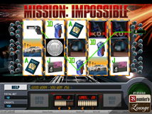 Party Casino Mission: Impossible Slot Machine