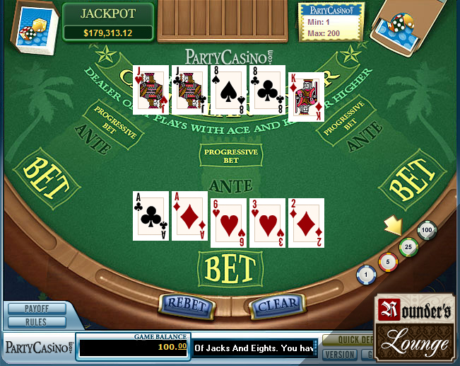 party poker casino download