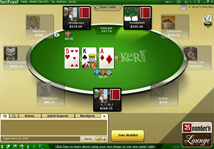 Party Poker 9 Person Texas Hold em