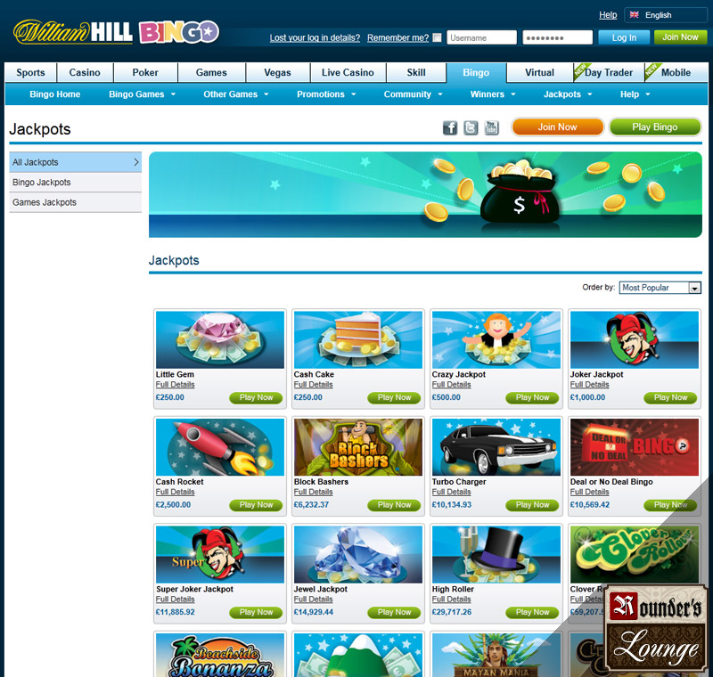 william hill online slots online gming