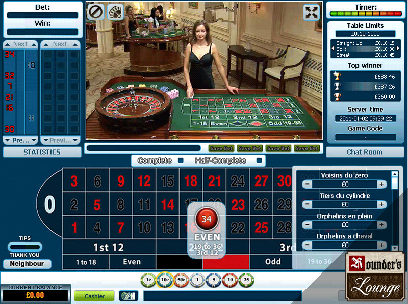 william hill online slots european roulette play