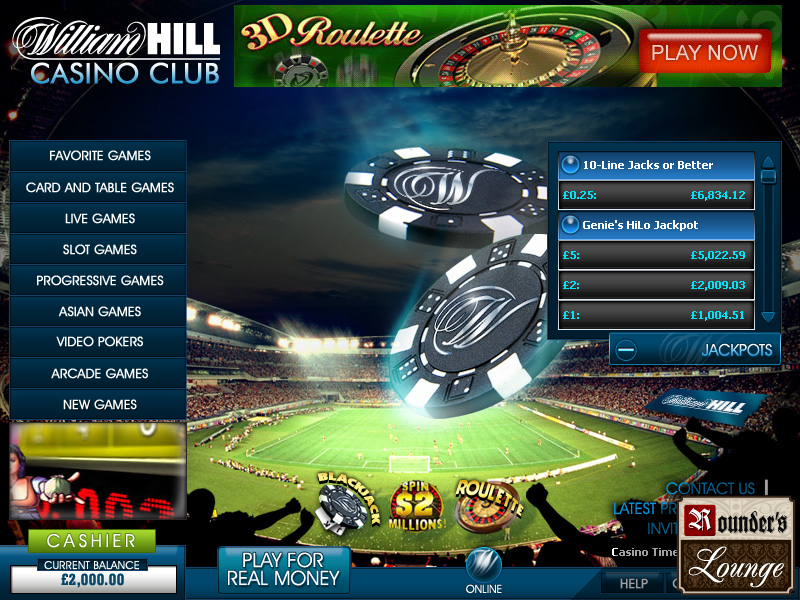 casino william hill download